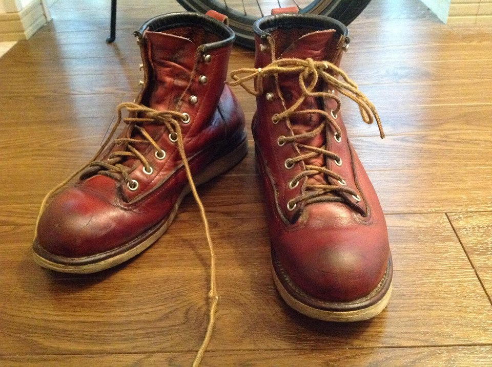 レッドウイング アイリッシュセッターは最高の相棒「がんがん履き込んで自分だけのブーツに育て上げよう!」
