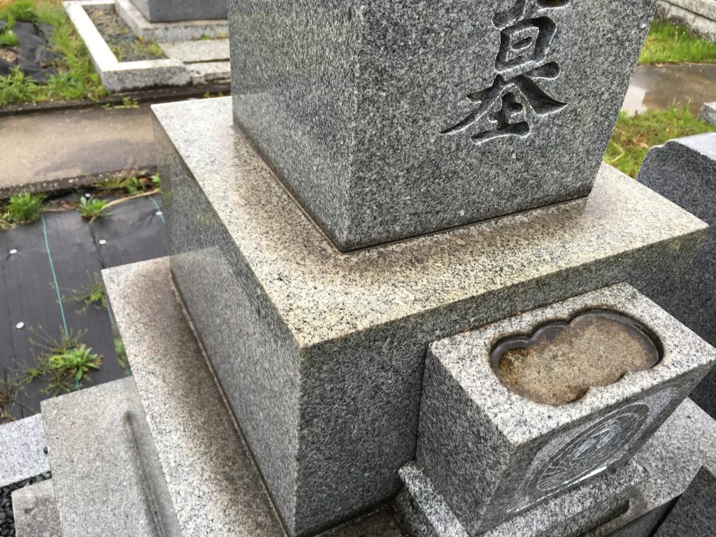 愛知の便利屋 防災王 お墓磨き お墓詣り代行