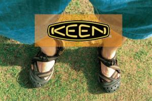 まさに旅をするサンダル|走って泳げる水陸両用のKEEN(キーン)のスポーツサンダルがおすすめな5つの理由