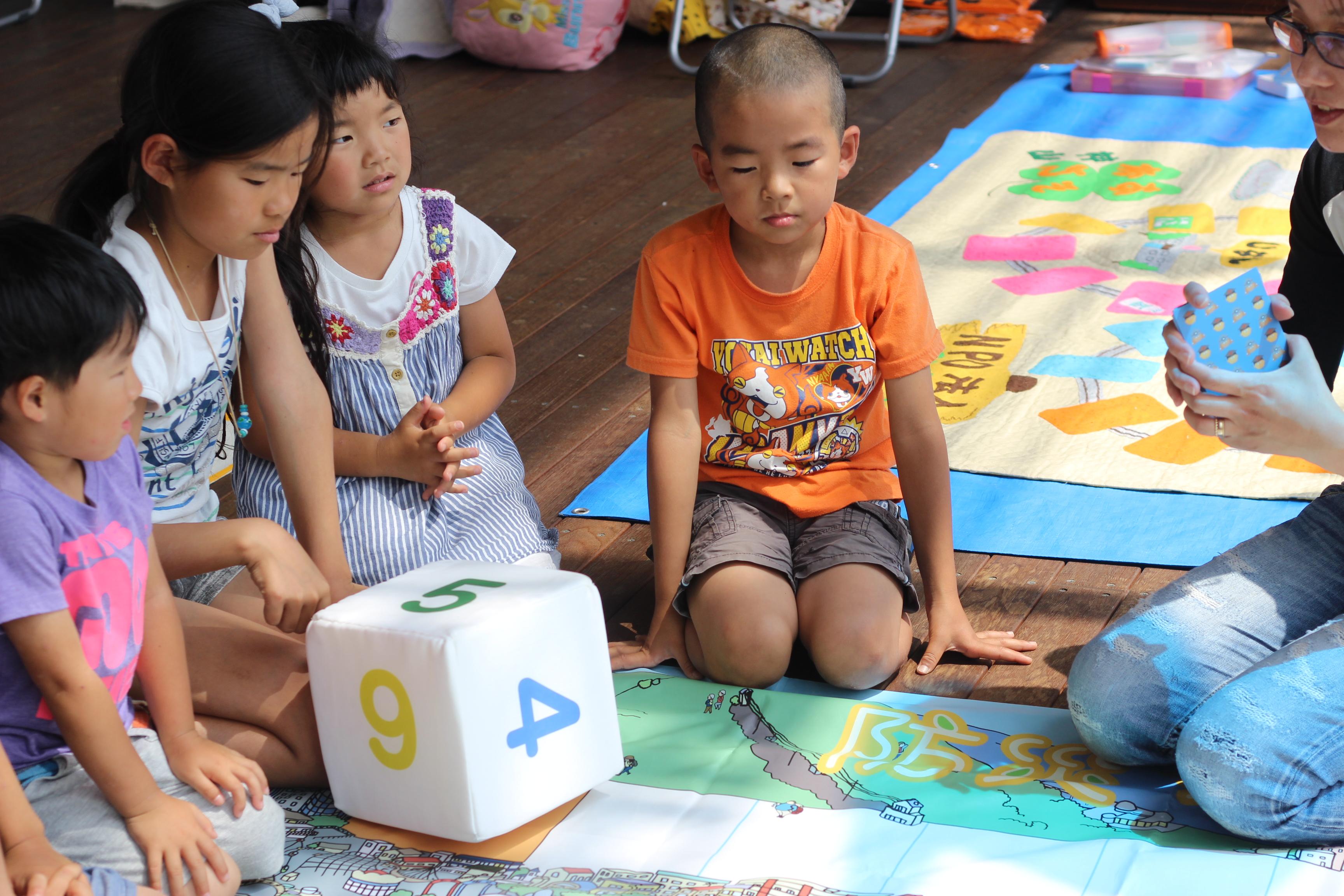 楽しいがコンセプト!子ども大人も楽しめる防災ゲームで日本中の防災力をアップせよ!