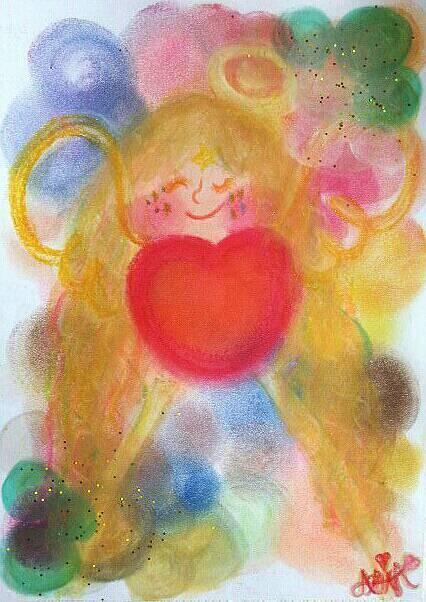 愛されたい癒されたいハアートセラピスト「ペリカン」田中安里奈さん