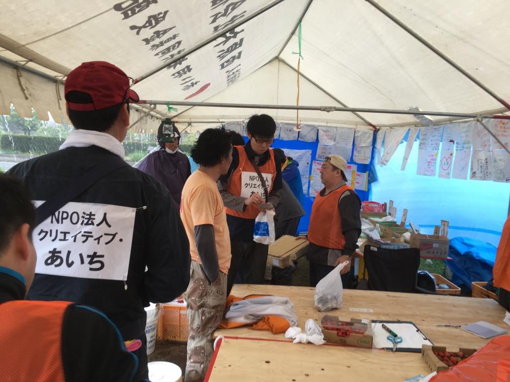 GWに熊本へ災害支援に行って気づいたこと|過度な自粛は必要ない。『活動報告』