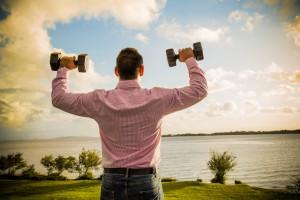 メリットその1:成長ホルモンが通常のトレーニングの数百倍出る