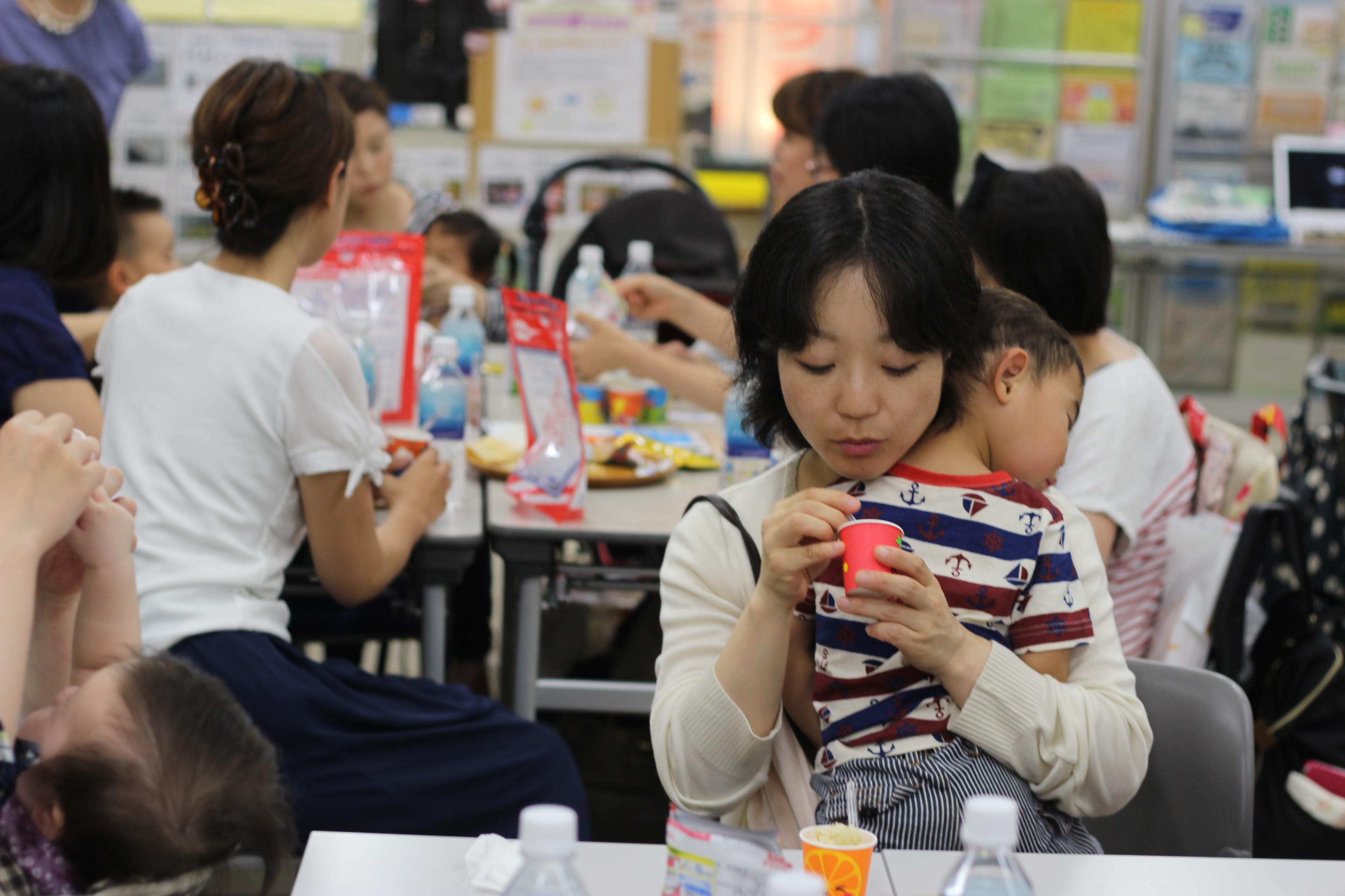 【防災ママカフェ】子どもの命を守るママになる!防災ママセミナー @防災ママかきつばた