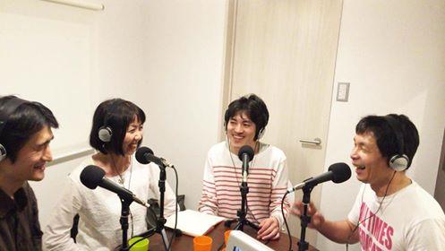 ゆめのたね放送局『民さんのお天道様ラジオ』に出演しました〜!!